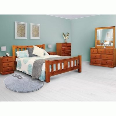 terry 5-piece bedroom