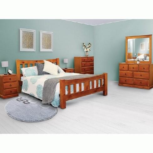 terry 5-piece bedroom