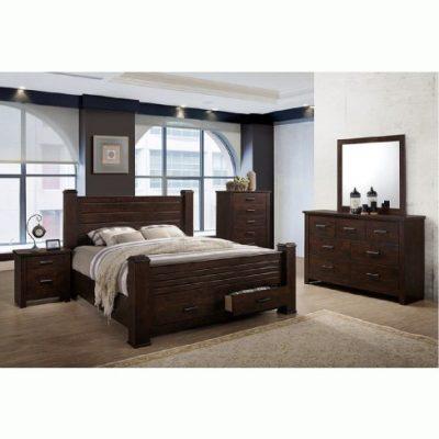 elegance 5-piece bedroom