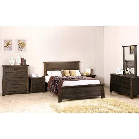 alaska 5-piece bedroom