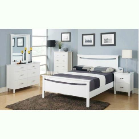 pattie 5-piece bedroom