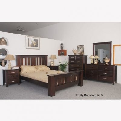 emily 5-piece bedroom