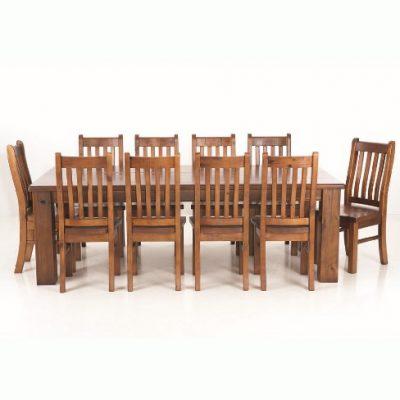 feldonn 11-piece dining