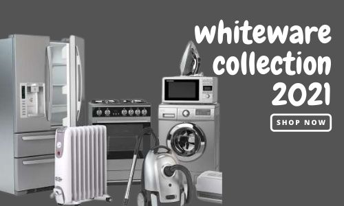 whiteware collection