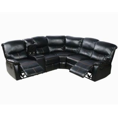 corner recliner lounge suite